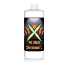 X Nutrients pH Down (1 Quart)