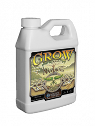 Grow Natural - 16 oz. - Humboldt Nutrients